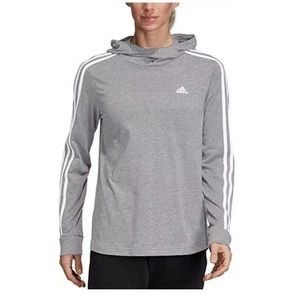 adidas Tops - NWT Adidas Women's Jersey Pullover Hoodie Size L